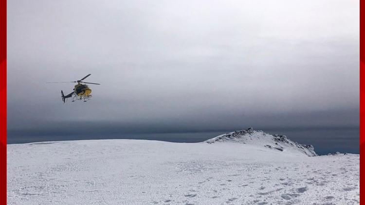 Mount Rainier rescue