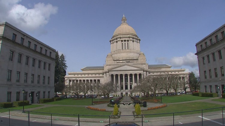 Security increased at Washington state Capitol following attack in DC