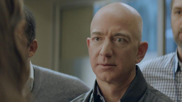Trump Blasts Amazon for