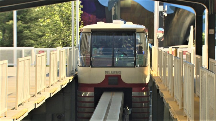 one star monorail