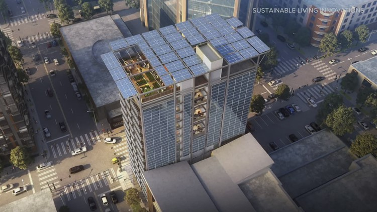 Company breaks ground on 'world's most sustainable' apartment building in Seattle
