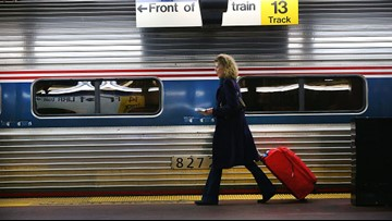1-hour trips from Seattle to Portland? Study looks at high-speed rail