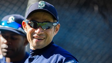 Ichi-who? Suzuki wears fake mustache disguise on Mariners bench