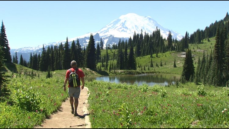 Here are which Washington recreation areas are open and closed Memorial Day weekend