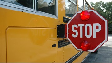 Here's when to stop for a school bus in Washington state