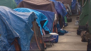 Seattle goes back to drawing board on homeless spending