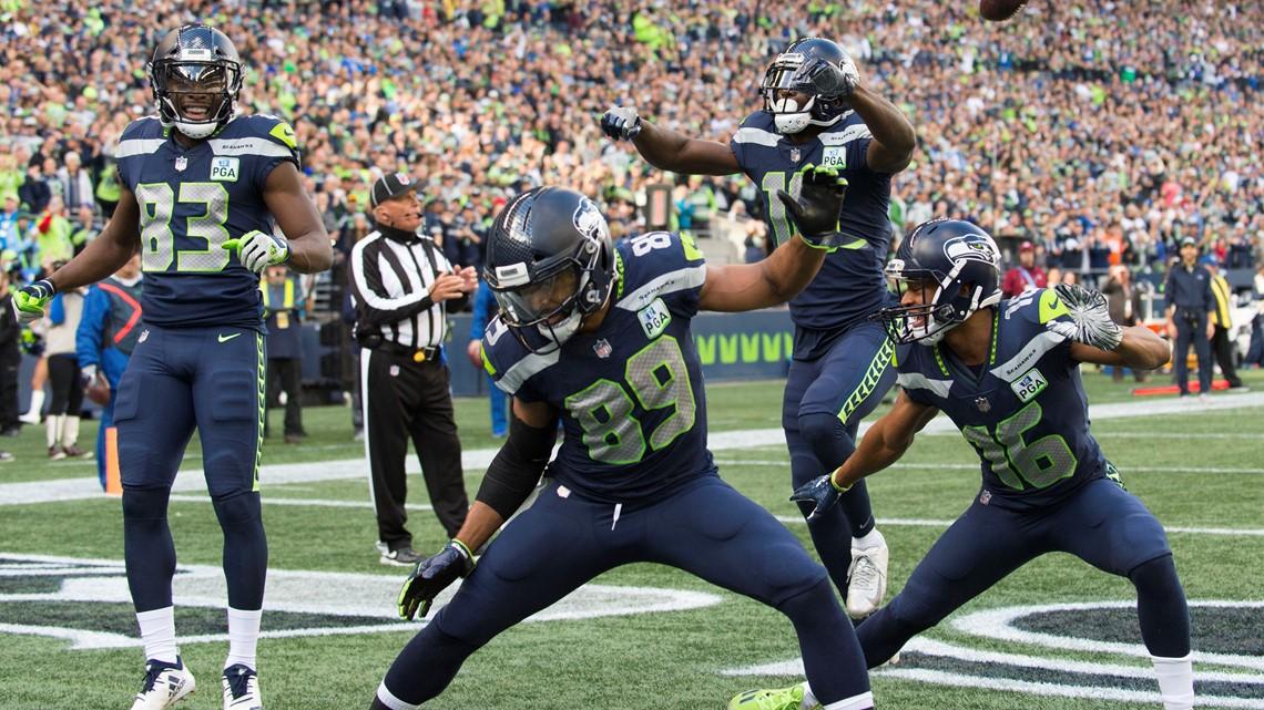 Seahawks win 'Celebration of the Year' Award