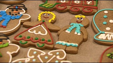 Leavenworth's Gingerbread Factory cranks out cookies for the holidays