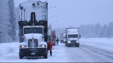 Follow chain-up requirements on Cascade passes or face a $500 fine