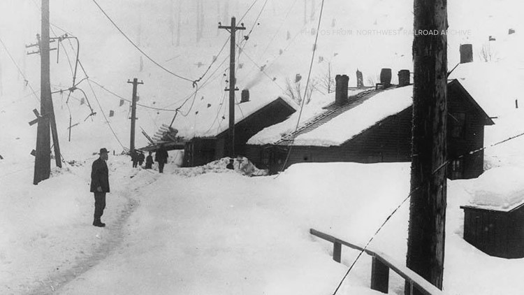 Deadliest US avalanche was 111 years ago near Stevens Pass