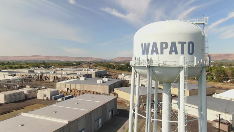 The push for progress in Wapato: 'We want to make sure the town can grow'