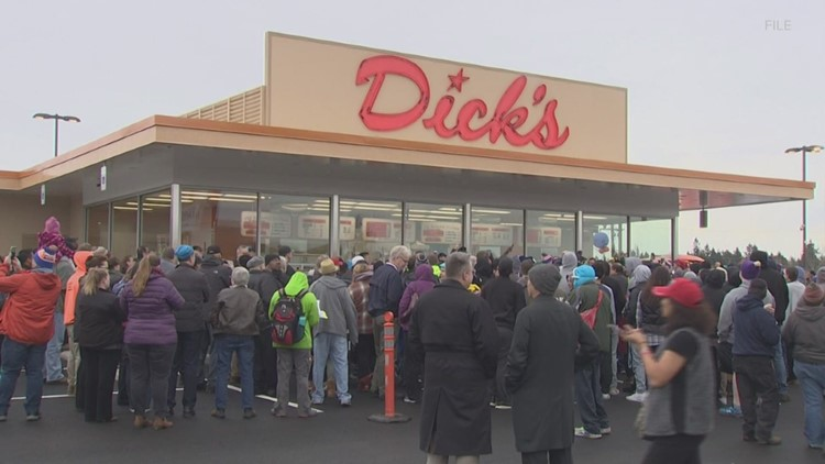 Dick's Drive-In president says most claims against Seattle locations are 'without merit'