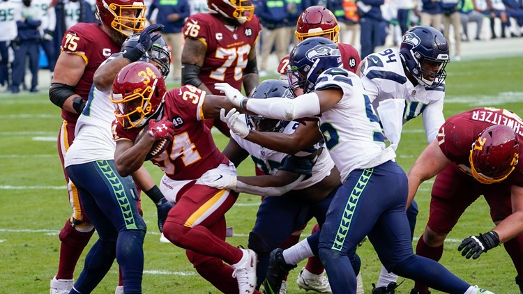 Seahawks hold on to beat Washington 20-15, clinch playoff spot