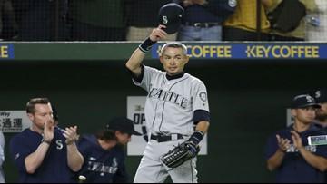 Ichiro Suzuki walks off into history before packed Tokyo Dome crowd