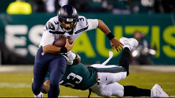 Seahawks soar past Eagles into next round of playoffs