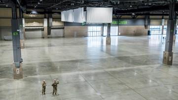 Army to start constructing field hospital at CenturyLink Field Event Center Sunday