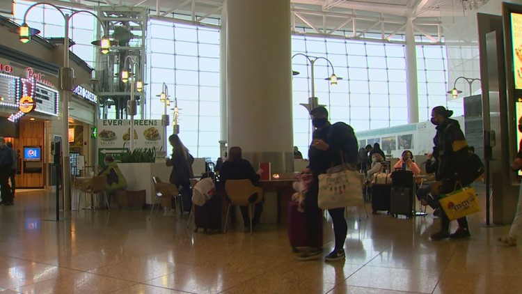 Sea-Tac Airport businesses still recovering from devastation of pandemic