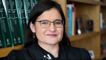 Raquel Montoya-Lewis becomes first Native American on Washington Supreme Court
