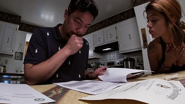 Washington veteran with error in military record  finds hope after 'discrimination'