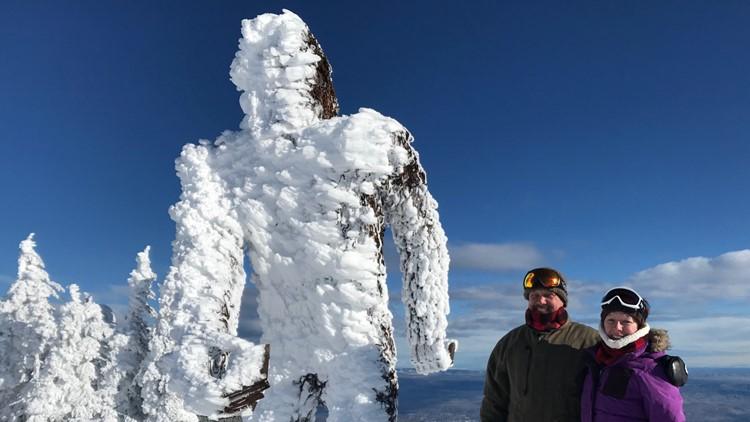 Sasquatch spotted at Wenatchee ski resort