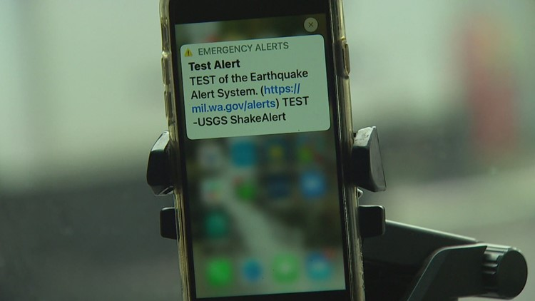 ShakeAlert: Washington's earthquake early-warning system to go live May 4