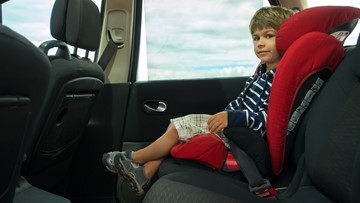New car seat law could keep Washington kids in booster seats longer