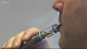 Washington's ban on flavored vaping products in effect until 2020