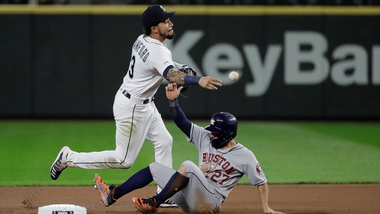 Mariners hammer Astros over sign-stealing scandal