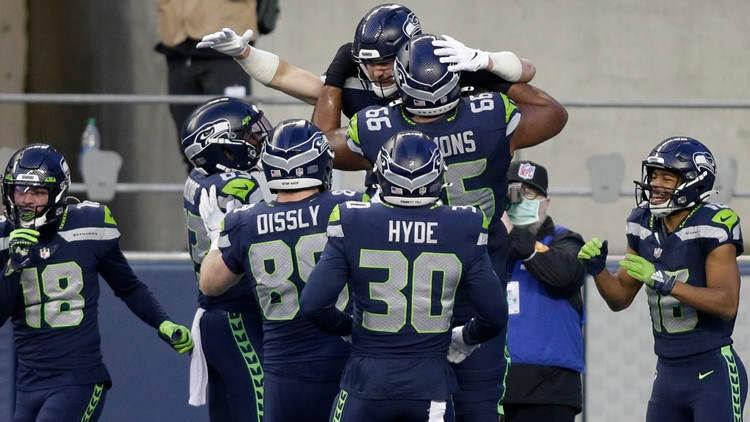 Seahawks defeat LA Rams 20-9 to clinch NFC West title