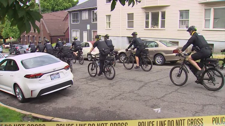 Seattle police warn of 'staffing crisis' after 66 more officers leave
