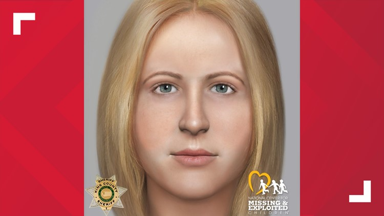 Recognize her? Image shows unidentified victim of Green River Killer Gary Ridgway