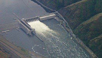 Oregon governor calls for breaching 4 Snake River dams