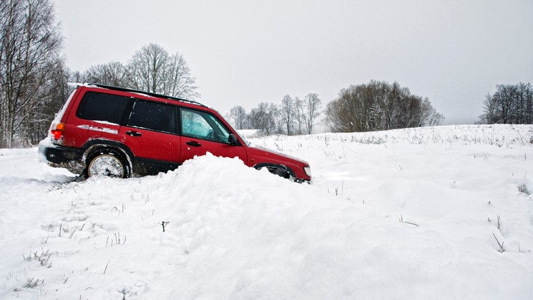 Tips for driving in the snow and ice