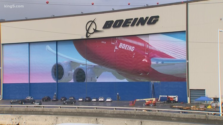 Boeing slashes nearly 10,000 jobs in Washington state