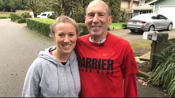 This Marysville man has jogged every single day for 50 years