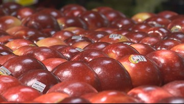 First delivery of Cosmic Crisp apples arrives in Washington