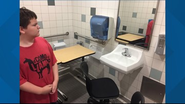Washington family to sue after school puts autistic student's desk over toilet