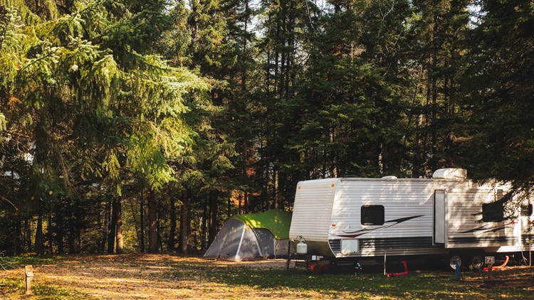 Camping returns at many Washington State Parks when Phase 3 starts later this month