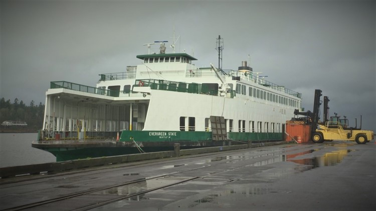 This Washington ferry could be yours for less than the price of a small home