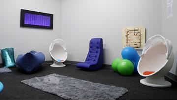 Seahawks opening sensory room at CenturyLink Field