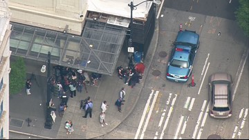 Suspect charged after random stabbing in downtown Seattle Tuesday morning