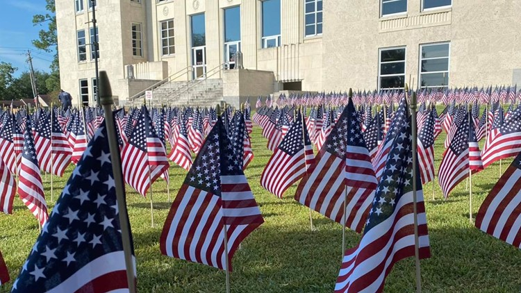 20 Years Later: Beaumont-area events in remembrance of 9/11 this weekend