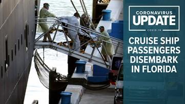 Coronavirus live updates: US death toll passes 6,000; cruise ship passengers begin disembarking in Florida