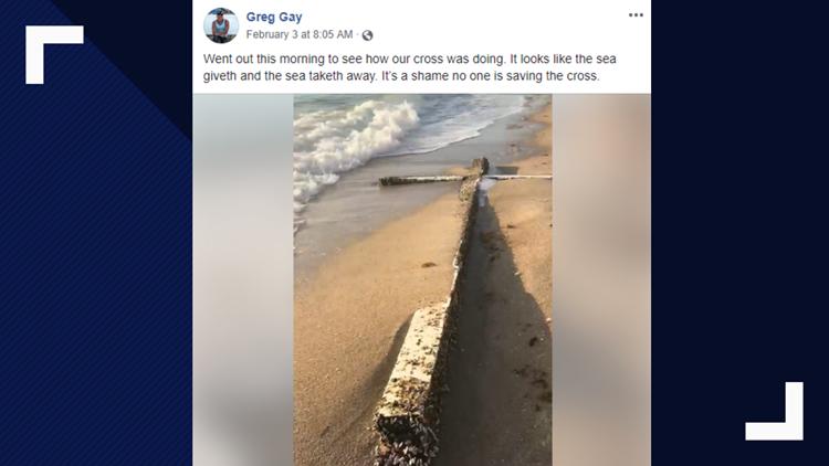 Greg Gay Facebook cross florida