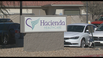 Facility CEO resigns after woman in vegetative state gives birth at Phoenix care facility