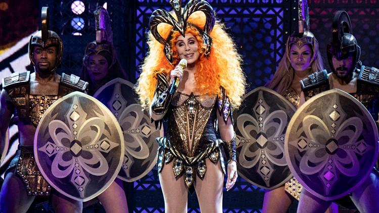 Cher in Concert ' Louisville, KY