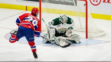 Chiefs Blog: Recap of first two games of West Semifinal Series
