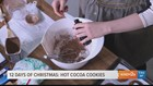 12 Days of Christmas: Hot Cocoa Cookies
