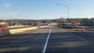 WSDOT re-striping Hamilton on-ramps after confusion about traffic flow