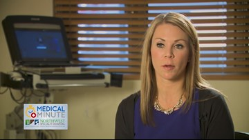 Dr. Brandy Tacia details symptoms of sinus infections